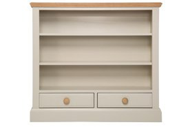Donegal Low Wide Bookcase