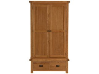 Oakleigh 2 Door 2 Drawer Robe