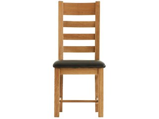 Oakleigh Ladder Back Dining Chair Padded
