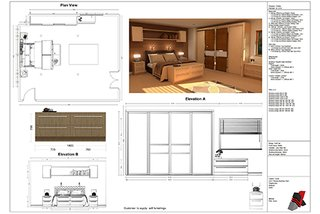 Free Planning & Design on Fully Fitted Bedrooms