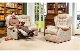 Lynton Knuckle Suite Chair