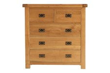 Oakleigh 3+2 Drawer Chest