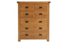 Oakleigh 3+4 Drawer Chest