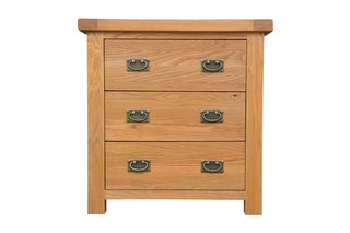 Oakleigh 3 Drawer Chest